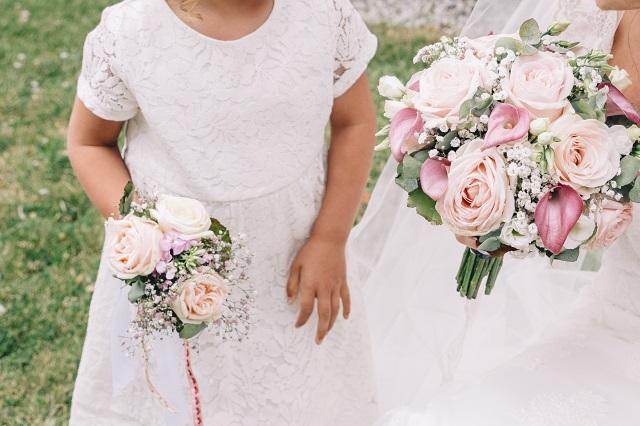 Bruidsmeisje boeket